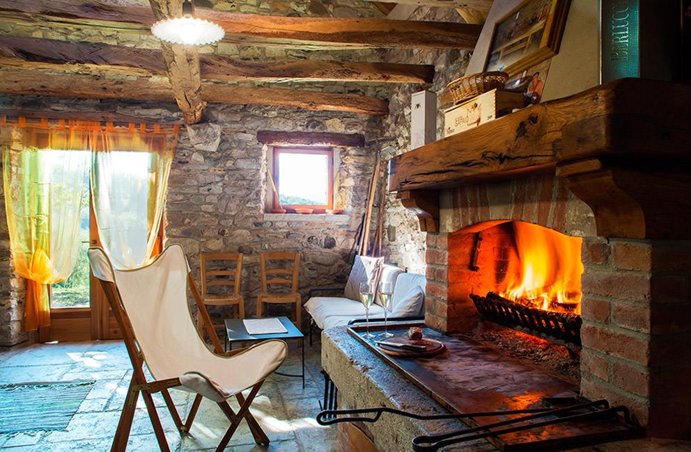 Eremo poggio pagnan dolomiti chalet mel baita montagna for Piani di casa rustici con soppalco
