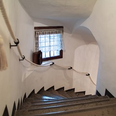 Old houses - staircase