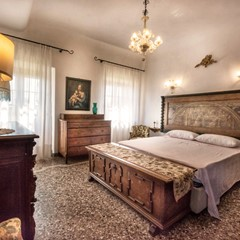 Villa Francescon double room