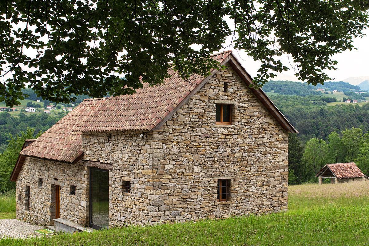 Baita pra di campo mel antica casera prealpi for Kit da baita di 5 camere da letto